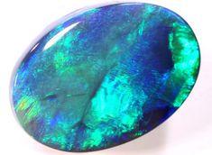 QUALITY BLACK SOLIDOPAL LIGHTNINGRIDGE 6.44CTS INV-178 Black Opals, Australian Opals