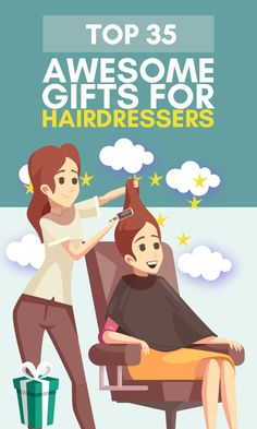 In need of an original hairstylist gift but no clue where to start? Don't worry, we are HAIR for you! Whether you're looking for funny hairdresser gifts, Christmas gifts for hairdressers, or gifts for a hair salon owner, we got just what you need in our top 35+ best gifts for hairdressers & hair stylists. These gifts are a cut above the rest, let's have a look! #giftsforhairdressers #giftsforhairstylists #giftsforsylists #giftideasforhairdressers #hairdressergifts Christmas Gift Baskets, Teacher Christmas Gifts, Best Christmas Gifts, Teacher Gifts, Valentine Gifts, Hair Stylist Gifts, Hair Stylists, Mother Birthday Gifts, Gifts For Father