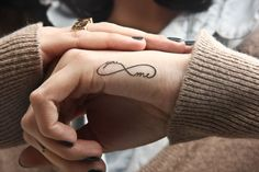 Temporary+Tattoo+Black+Infinity+You+