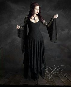 Annaleah dress by Rose Mortem