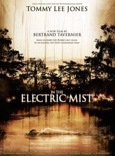 In the Electric Mist (3 stars) Tommy Lee Jones stars as an alcoholic sheriff in this slow developing murder mystery. There is the backstory of a slave being murdered 40 years ago while in the present young strippers and hookers are being offed at a reckless pace. Neither story is interesting enough to carry the movie. Jones does a lot of sitting around talking to Confederate army ghosts for no reason. Eh.
