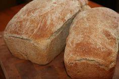 Kváskový ražný chlieb - Spoza plota