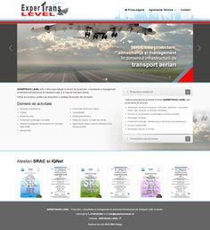EXPERTRANS LEVEL este o firma specializata in servicii de proiectare, consultanta si management in domeniul infrastructurii de transport rutier si a celui de transport aerian.