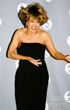 Tina Turner The 1993 Grammy Awards Shrine Auditorium