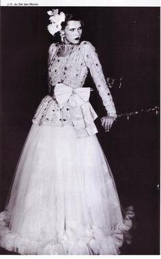 Yves Saint Laurent Haute Couture s/s 1981