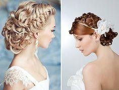Romantic Greek Goddess Bridal Hairstyles for Women #bridalhairstyles #weddinghairstyles #grecianhairstyles