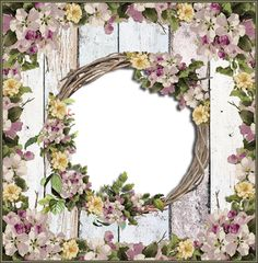 Lugar Encantado da Neli Decoupage Vintage, Decoupage Paper, Banners, Free Frames, Free Digital Scrapbooking, Diy And Crafts, 18th, Floral Wreath, Baby Shower