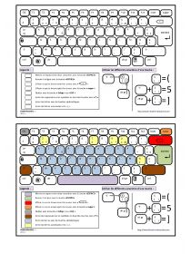 Librairie-Interactive - Connaître et utiliser le clavier AZERTY