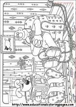 Wallace And Gromit Work Hard coloring picture for kids  Wallace