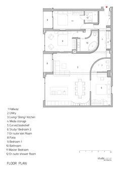 Redchurch Loft Apartment / Studio Verve Architects
