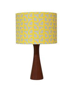 Yellow Climber Lamp Shade | Seven Dandelions