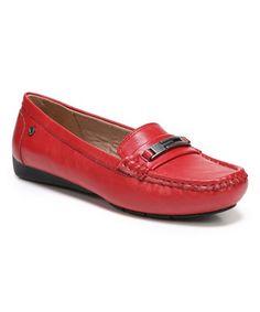 dc249dc68 LifeStride Fire Red Viva Loafer - Women