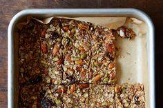Bulk Bin Snack Bars, a recipe on Food52