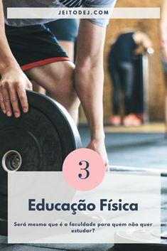 A Educação Física é um curso da área da saúde com diversas possibilidades de áreas para atuação profissional. Dicas e conselhos no blog se você pretende seguir por esse caminho.  #blogger #jeitodej #educaçãofisica #sports #esportes #faculdade #cursos
