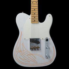 Fender Custom Shop Limited Pinstriped Esquire CZ519357