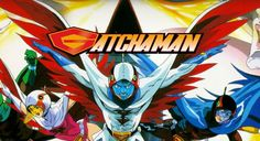 Gatchaman Complete Collection Blu-ray Anime Review