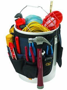 72 Creative Ways to Reuse Used Bucket become Functional Items – About-Ruth – DIY Garten Box 5 Gallon Buckets, Five Gallon Bucket, Best Hiking Backpacks, Folding Ladder, Wood Tools, Custom Leather, Tool Box, Organic Gardening, Indoor Gardening