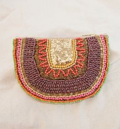 The Westerly from 31 Bits. Recycled paper beads made by Ugandan women. Gorgeous bag! :) $159