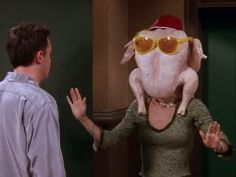 All the Thanksgiving episodes of Friends ranked