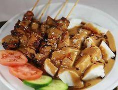 satay madura ( Sate Madura )   Indonesian Original Recipes