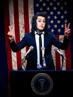 Ronnie for president 2K17