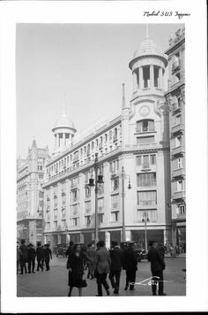 Gran Vía 1930-36 A.Passaporte F.P.H