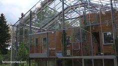Architecture in the Greenhouse Home. See more information about this project, Press the Image.