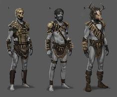Character Concept, Character Art, Concept Art, Character Design, Character Ideas, Bone Armor, Dragon Bones, Dystopia Rising, Sword And Sorcery