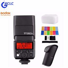 >> Click to Buy << Godox TT350 S/C/O/N Mini Speedlite Flash TTL HSS 1/8000s 2.4G Wireless Radio X System for Olympus Nikon Sony Canon Camera #Affiliate