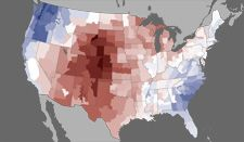 ClimateWatch Magazine » Earth's fourth warmest June on record