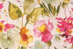 Swavelle/Mill Creek :: Mill Creek Magnifica - Splendid Printed Textured Cotton Drapery Fabric in Multi $9.95 per yard - Fabric Guru.com: Fabric, Discount Fabric, Upholstery Fabric, Drapery Fabric, Fabric Remnants, wholesale fabric, fabrics, fabricguru, fabricguru.com, Waverly, P. Kaufmann, Schumacher, Robert Allen, Bloomcraft, Laura Ashley, Kravet, Greeff