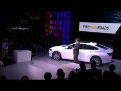 ▶ All-New 2016 Malibu & Malibu Hybrid Reveal: Advanced Engineering & Dramatic Design | Chevrolet - YouTube