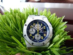Insider: Audemars Piguet Royal Oak Offshore 'Oceanografía' Limited Edition. One of the Most Beautiful Offshores Exclusively Made for a VIP Client. http://www.watchcollectinglifestyle.com/home/insider-audemars-piguet-royal-oak-offshore-oceanografia-limited-edition-one-of-the-most-beautiful-offshores-exclusively-made-for-a-vip-client