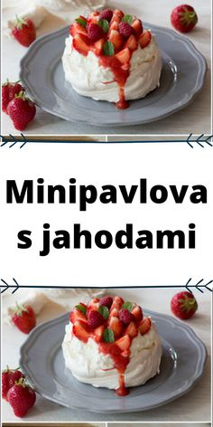 Pavlova, Cheesecake, Food And Drink, Sweets, Baking, Breakfast, Ethnic Recipes, Desserts, Dessert Ideas