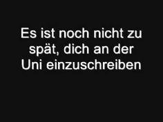 Die Ärzte- Junge (German Music)