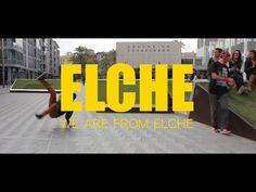 Pharrell Williams - Happy (WE ARE FROM ELCHE) #HAPPYDAY - YouTube