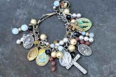 recycled vintage jewelry - Google Search