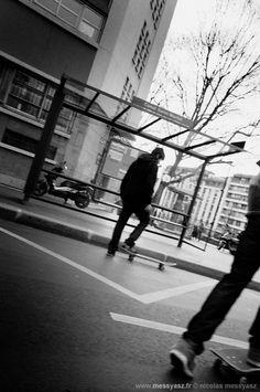 ARCHIVES JOURNAL PHOTO, il y a 3 ans: «Joe Bar Skate» La PHOTO du Jour du 21 mars 2010