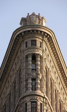 Flatiron Building #NYC