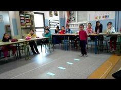 Percepción auditiva de la escala - 1° A - YouTube