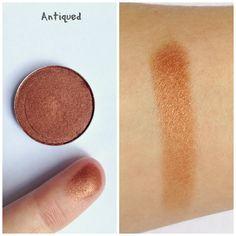 MAC Antiqued | New in Makeup