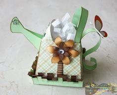Regaderita de mano - My Crafty Little Bee