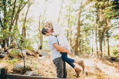 travis + katie [big bear engagement] » Lauren Scotti Photographer » Creative wedding and portrait photography serving Orange County, available worldwide