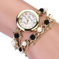 Gender: Women's Style: Fashion Band Material: Stainless Steel Age: Modern (2000-present) Movement: Q