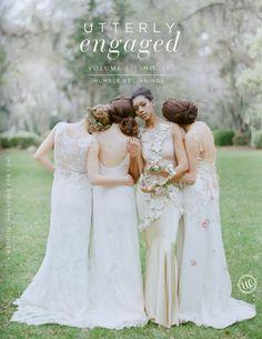 Revistas de bodas online para llenarte de inspiración | Pepita Pancracia