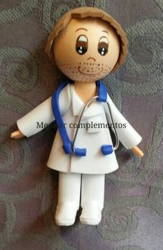 Broche enfermero