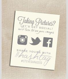 Ideias para ter fotos do casamento no Instagram. #casamento #fotografias #Instagram