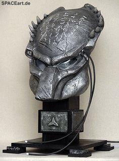Alien vs. Predator 2: Wolf Predator Helm - Deluxe, Fertig-Modell ... http://spaceart.de/produkte/avp026.php