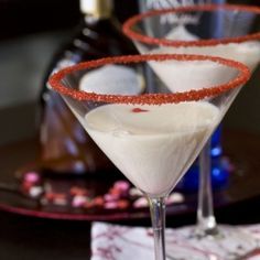 Cloud Nine Martini - Godiva White Chocolate Liqueur & Whipped Cream Vodka