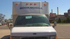 Hastings (Nebr.) Public Library bookmobile.